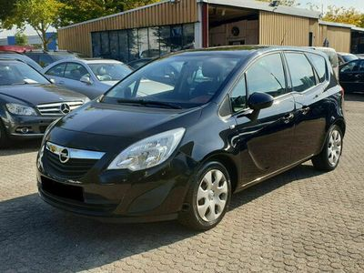 gebraucht Opel Meriva B Edition..klima..Panoramadach..Euro5