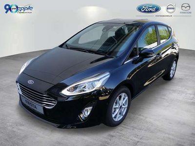 gebraucht Ford Fiesta 1.0 TITANIUM LED/Kamera/ACC/Winter-Paket