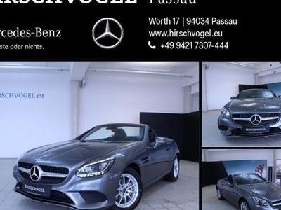 gebraucht Mercedes 180 SLCPanorama+AIRSCARF+AIRGUIDE+Navi+ILS+PDC