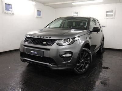 gebraucht Land Rover Discovery Sport DISCOVERY SPORT SE