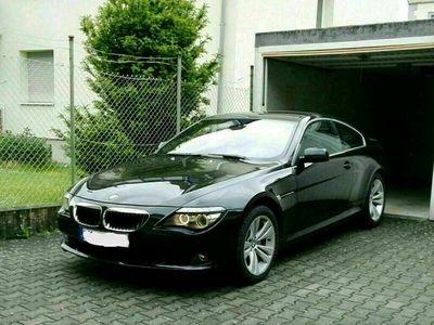 gebraucht BMW 635 dA Coupé 286PS Vollleder HiFi-Logic...