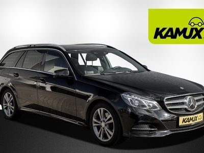 gebraucht Mercedes E350 9G-Tronic +LED +Navi +Stand-Hzg +Kamera +EURO 6