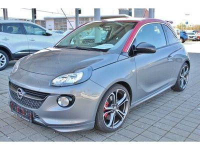 gebraucht Opel Adam 1.4 Turbo S LED-hinten LED-Tagfahrlicht Mul