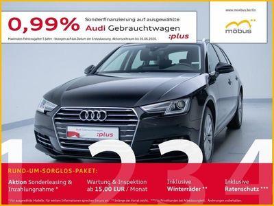 gebraucht Audi A4 Avant 2.0 TFSI Design ultra PDC*GRA*SHZ*NAVI