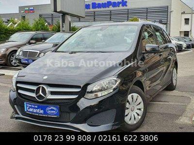 gebraucht Mercedes B180 d -EcoStartStop/SHZ/Bluetooth/1.Hand-Euro6