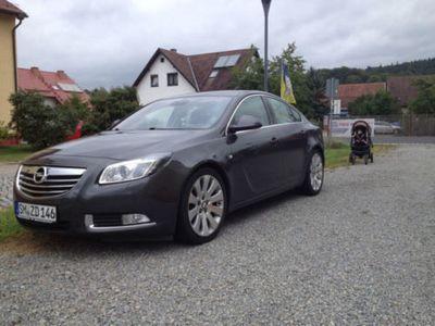 gebraucht Opel Insignia 2.0 Turbo 4x4 Sport