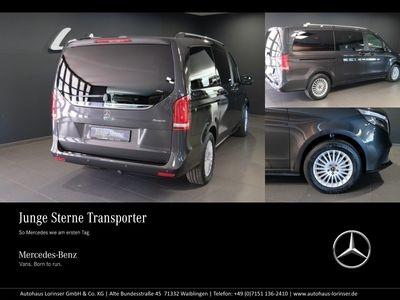 gebraucht Mercedes 300 Vd L 4M Edition 6SITZE/AHK/NAVI/LED/PTS