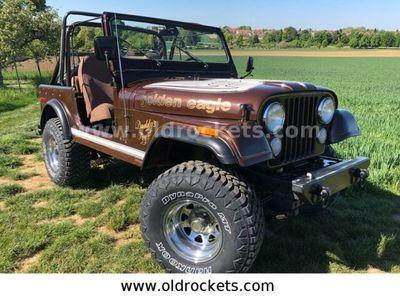 gebraucht Jeep CJ
