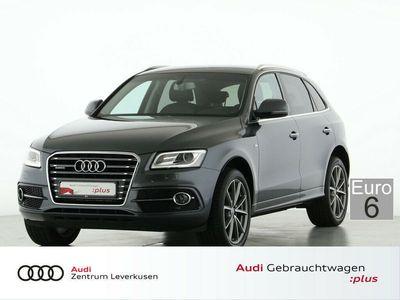 gebraucht Audi Q5 2.0 quattro S line