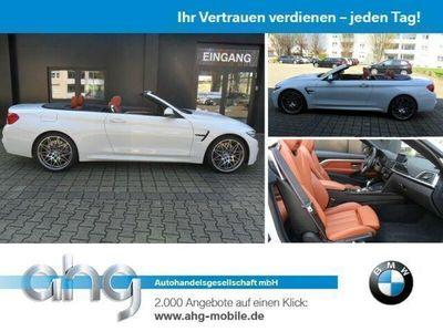 gebraucht BMW M4 Cabriolet Competiton DKG 20-Zoll Alu Open Air Paket
