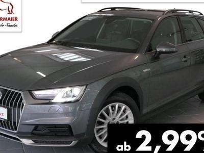 gebraucht Audi A4 Allroad quattro 2.0TFSI 252PS S-TRONIC NAVI-P MMIPlus PreSense Automatik Bremsass MMITouch