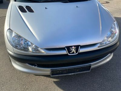 gebraucht Peugeot 206 Petit Filou, sehr gepflegtes Fahrzeug
