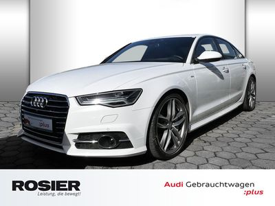 gebraucht Audi A6 Limousine 3.0 TDI S Line Abstandstemp. LED HU
