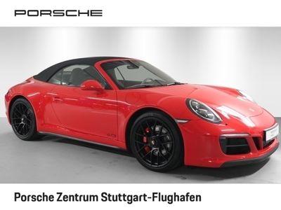 gebraucht Porsche 911 Carrera 4 Cabriolet 991 GTS 3.0 BOSE LED 20-Zoll