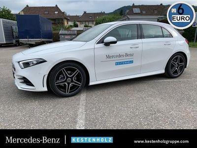 gebraucht Mercedes A200 AMG LED Kamera Spurhalt-Ass Totwinkel PTS