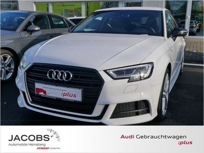gebraucht Audi A3 Sportback S line 1.0 TFSI Selection, LED, S Tro
