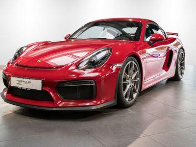 gebraucht Porsche Cayman GT4 Clubsportpaket