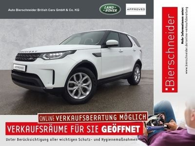 gebraucht Land Rover Discovery SD4 SE LED AHK TOTWINKEL KAMERA WINTER