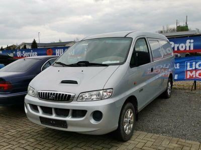 used Hyundai H-1 Kasten 2.5 DIESEL *FACELIFT * MOTOR PROBLEM