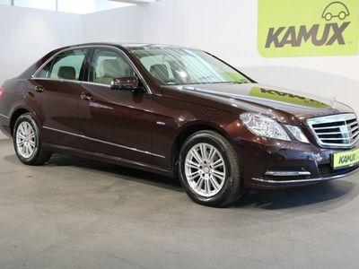 used Mercedes E300 CGI Aut. Limo. +GSHD +Bi-Xenon +Navi +Fahrassi.-Paket