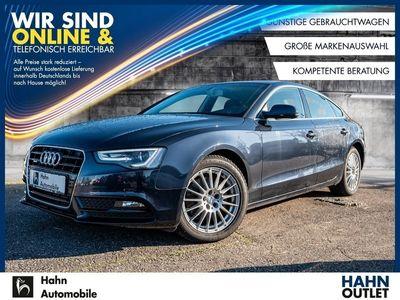 gebraucht Audi A5 Sportback 2.0 TFSI qu Navi Sitzh PDC Bi-Xen