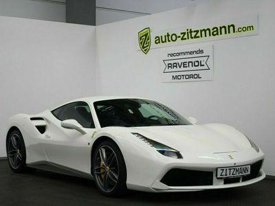 gebraucht Ferrari 488 /1.Hand/GARANTIE 06-2022/LIFT/2xKamera