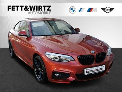 gebraucht BMW 220 i Steptronic Coupe M Sport