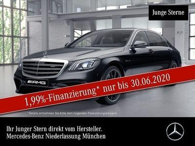 gebraucht Mercedes S63 AMG AMG L 4M Nachtsicht Fondent 360° Stdhzg PTS