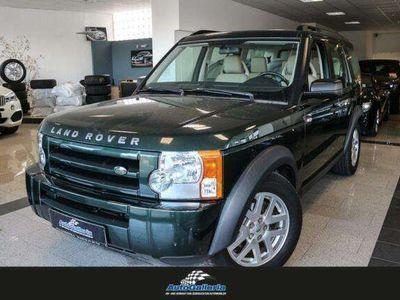 gebraucht Land Rover Discovery 3 TD V6 Aut. S Navi Leder 7Sitze AHK