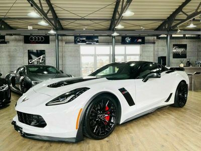gebraucht Corvette Z06 TARGA 6.2*D.AUTO*HEAD UP*ASG SOUND*NAVI*VOLL als Cabrio/Roadster in Remscheid