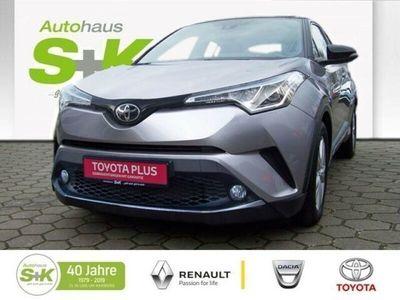 gebraucht Toyota C-HR Style Selection 1,2-L Autom.