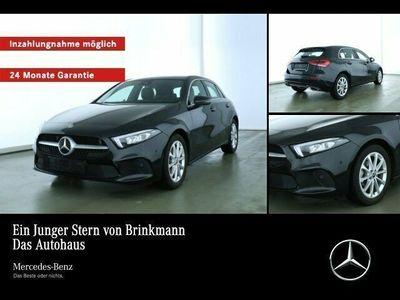 gebraucht Mercedes A180 PROGRESSIVE/LED/MBUX/NAVI/PARKTRONIC/SHZ