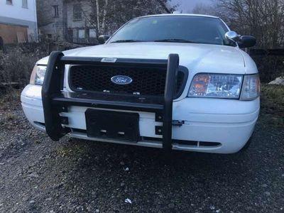 gebraucht Ford Crown Victoria P71 COP Polizei