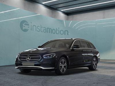 gebraucht Mercedes E220 E220 d T Avantgarde AHK Widescr. Navi LED+ Kame