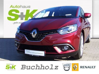 usata Renault Scénic DCI110+Navigation+Notbremsass.