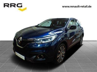 gebraucht Renault Kadjar dCi 130 Bose Edition 4x4 incl. Winterreifen Prote