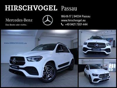 gebraucht Mercedes GLE450 AMG 4M AMG-Line Ext.+Night+Pano+AHK+HUP+MBUX