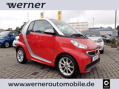 gebraucht Smart ForTwo Coupé 52 kW ~ PASSION~AUT~KLIMA~LM Felge~