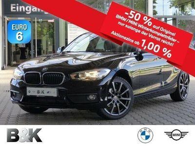 gebraucht BMW 118 i 5-Türer Klima el. Fenster