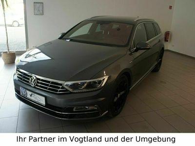 """gebraucht VW Passat Variant Highline""""Winteraktion bis 31.01."""" als Kombi in Greiz / Thüringen"""