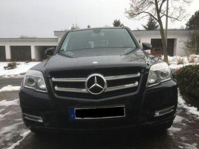 gebraucht Mercedes GLK220 DPF 4Matic BE Topausstattung