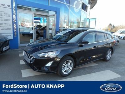 gebraucht Ford Focus 1.0 Cool & Connect EcoBoost MHEV