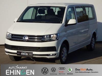 gebraucht VW Caravelle T6Comfortline Lang 2.0 TDI DSG AHK 9 Sitze