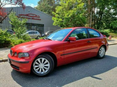 gebraucht BMW 316 Compact ti *Tüv 08.2022*