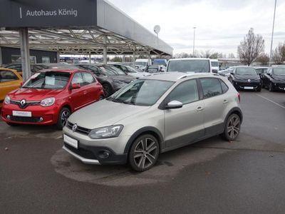 gebraucht VW Polo Cross 1.2 TSI LimS5