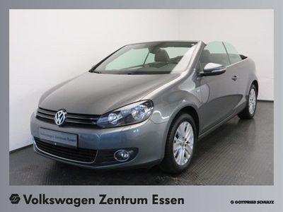 gebraucht VW Golf Cabriolet 1.2 TSI Life - Klima,Sitzheizung,Al