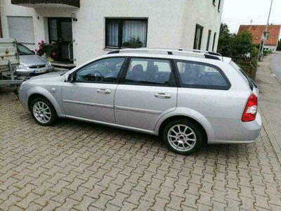 gebraucht Chevrolet Nubira 1.8 als in Tannhausen
