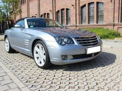 gebraucht Chrysler Crossfire Roadster Automatik als Cabrio/Roadster in Bottrop