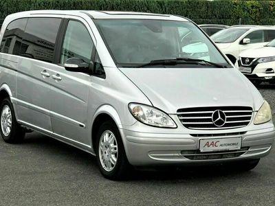 gebraucht Mercedes Viano 2.2 CDI Autom. Klimaaut. 6-Sitzer AHK