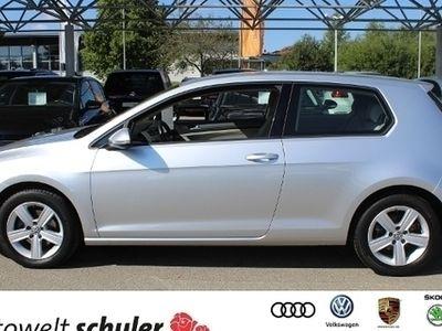 gebraucht VW Golf VII 1,4 TSI DSG Comfortline ACT